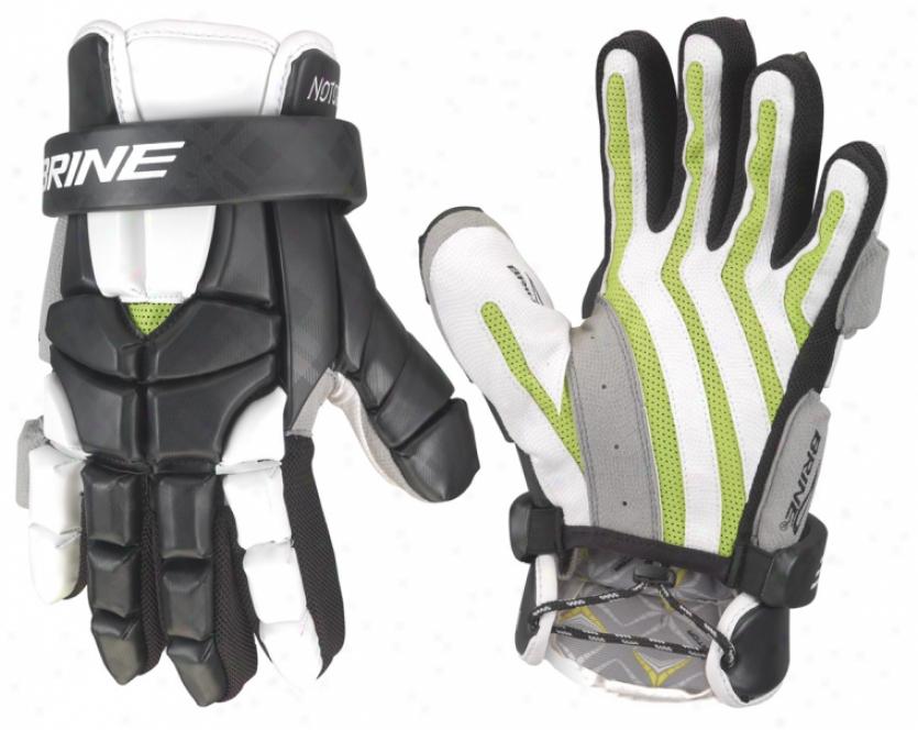 Brine Notorious Lacrosse Gloves