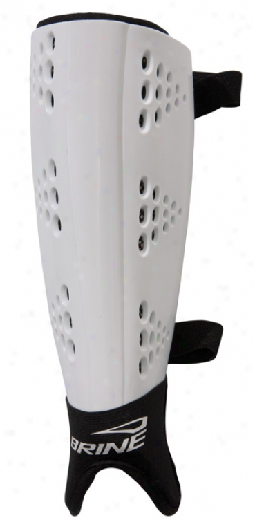 Brine O2 Lacrosse Goalie Shin Guards