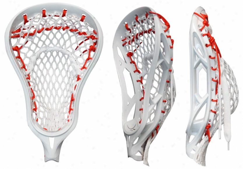 Brine Recruit Attack Lacrosse Stick