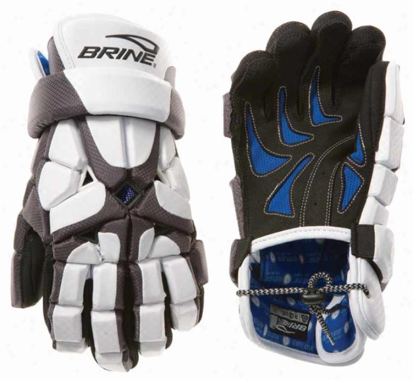 Brine Rogue Lacrosse Gloves