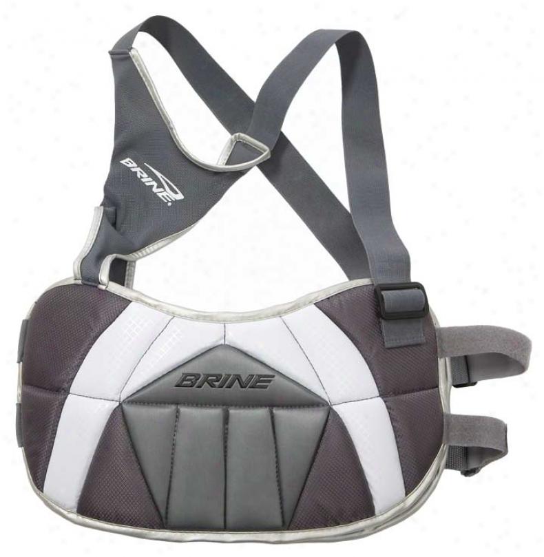 Brine Rogue Lacrosse Rib Pad