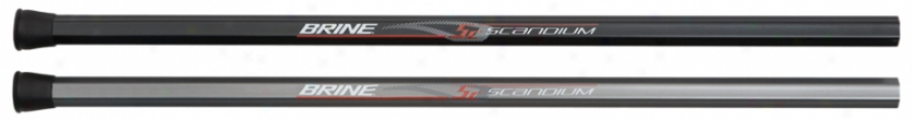 Brine Scandium Women's Lacrosse Shaft