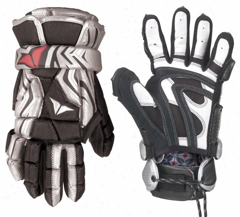 Brine Shakedown Lacrosse Gloves