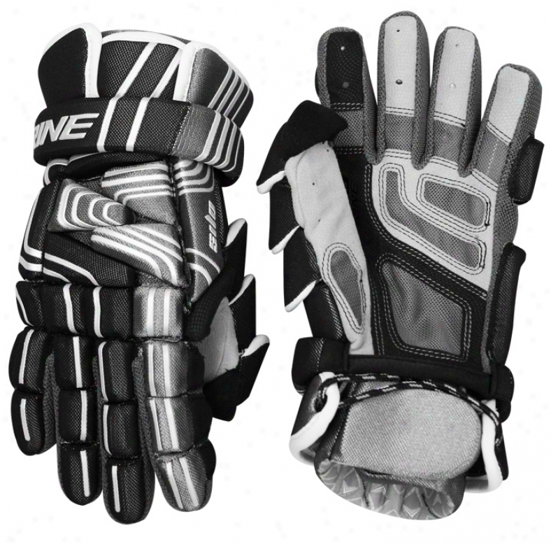 Brine Silo Goalie Lacrosse Gloves