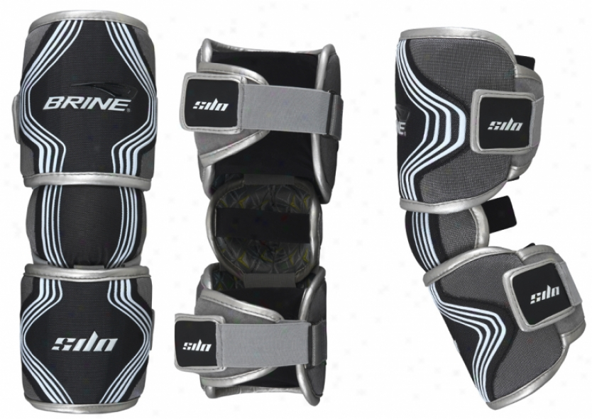 Brine Silo Lacrosse Elbow Guard