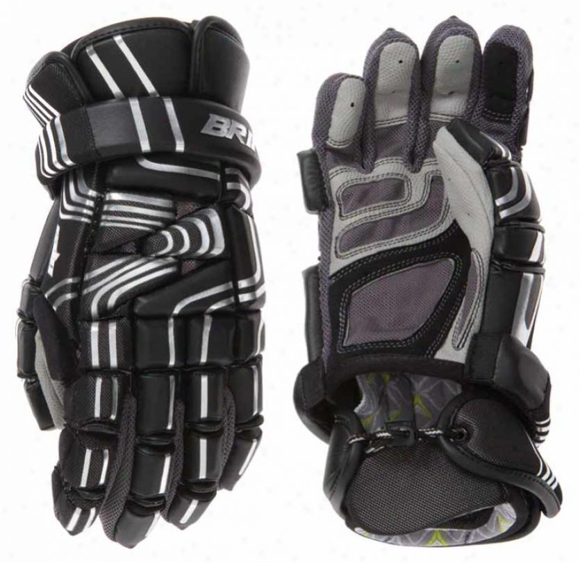 Brine Silo Lacrosse Gloves