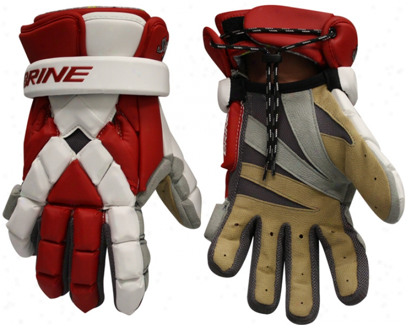 Brine Sultan Lacrosse Gloves