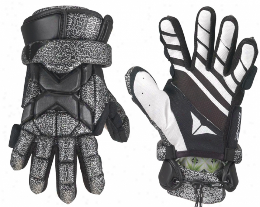 Brine Thriller Lacrosse Gloves