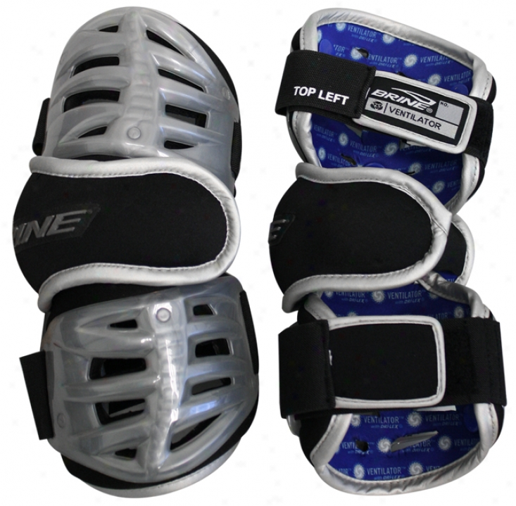 Brine Ventilator Pro Lacrosse Arm Guards
