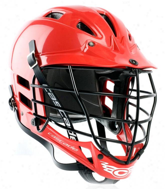 Cascade C0v Factory Custkm Lacrosse Helmet
