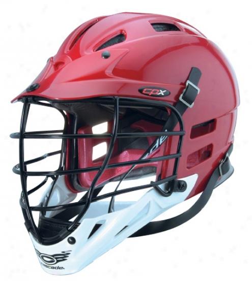 Cascade Cpx Factory Custom Lacrosse Helmet
