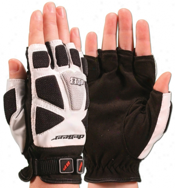 Debeer Tempest Fingerless Women's Lacrosse Gloves
