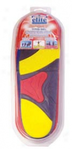 Elite Performance Trio Gel Insoles