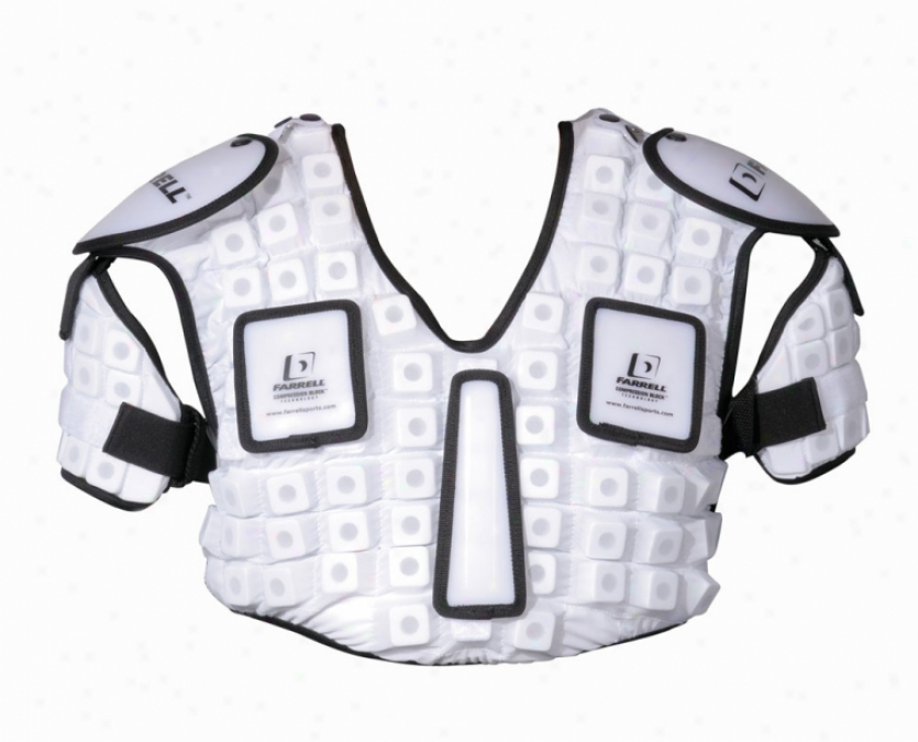 Farrell L650 Youth Lacrosse Shoulder Pads