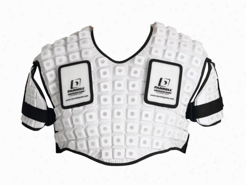 Farrell Professional Series Lacrosse Shoulder Pads