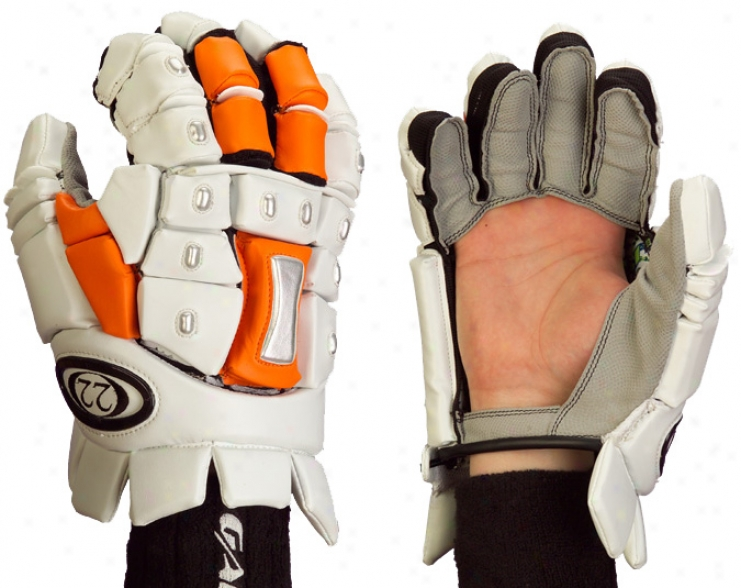 Gait Identity Complete Lacrosse Gloves