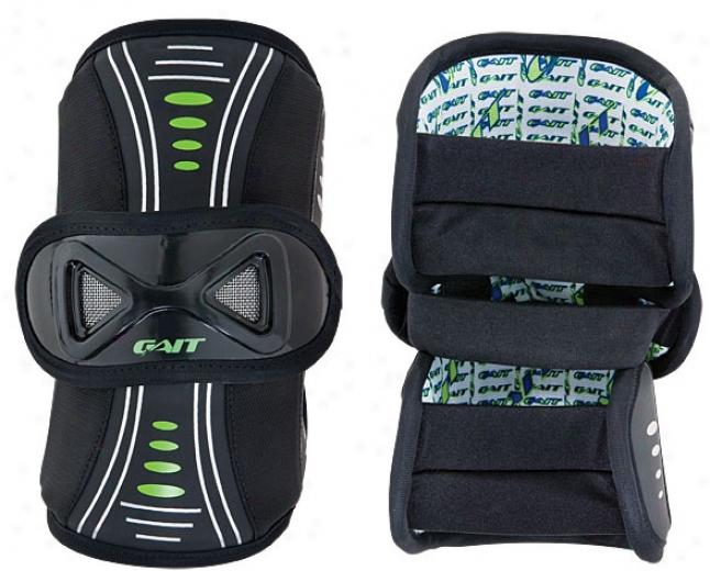 Gait Mutant X Lacrosse Arm Pads
