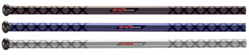 Gait Silencer Attack Lacrosse Shaft