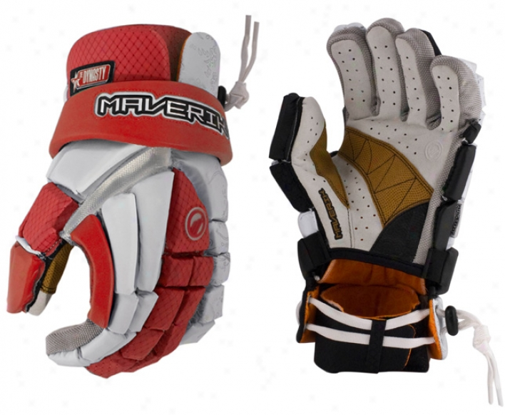 Maverik Dynasty Supreme Lacrosse Gloves