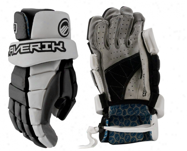 Maverik Legacy Lacrosse Gloves