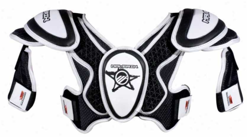 Maverik Legacy Lacrosde Shoulder Pads