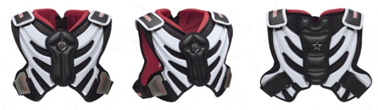 Maverik Ma6bach Speed Lacrosse Shoulder Pad