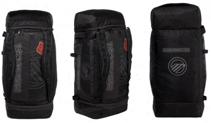 Maverik Soldier Lacrosse Gear Bag