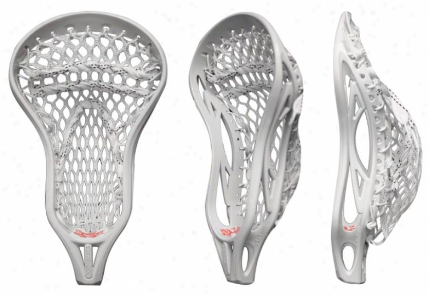 Maverik Vision Strung Lacrosse Head