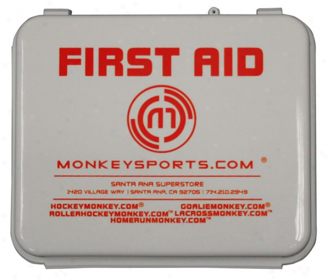 Monkeyspor5s First Aid Kit
