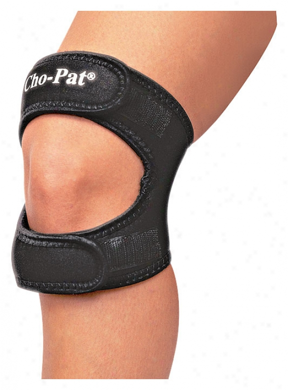 Mueller Cho Pat Dual Action Knee Strap