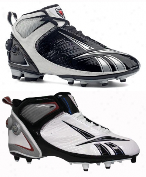 Rbk Pump Bulldodge Mid M3 Ii Lacrosse Cleats