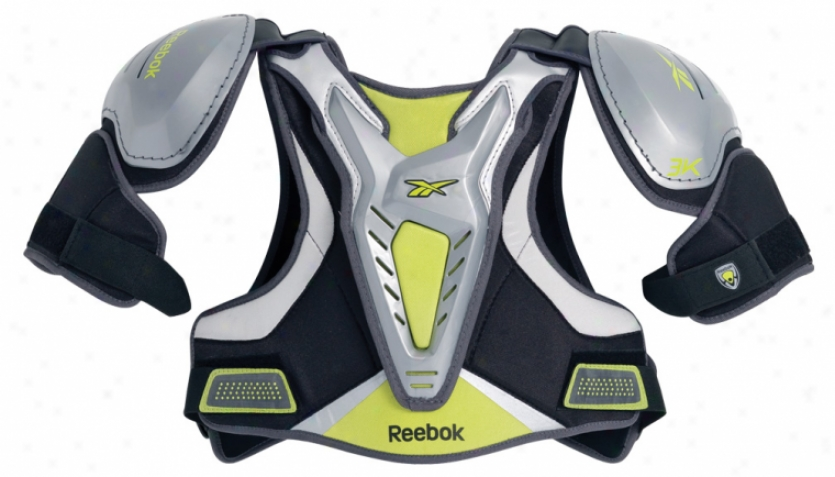 Reebo k3k Lacrosse Shoulder Pads