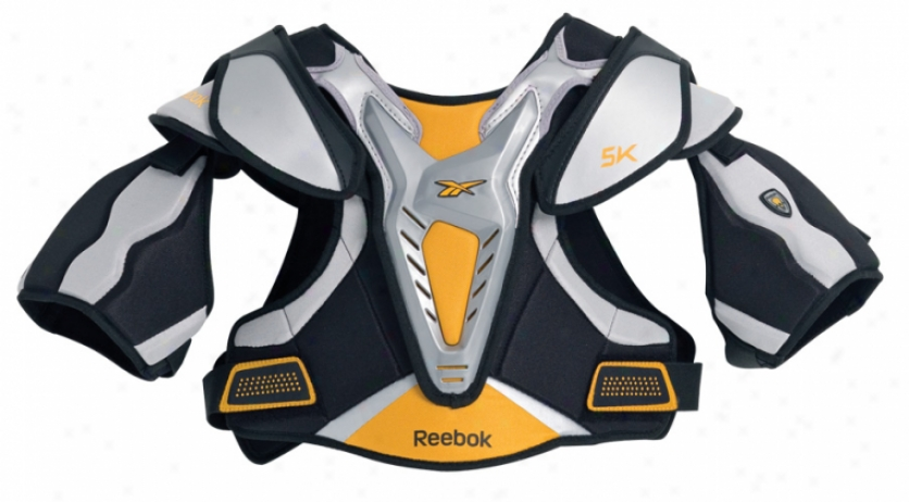 Reebok 5k Lacrosse Shoulder Pads
