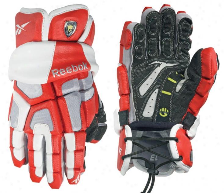 Reebok 6k Lacrosse Gloves