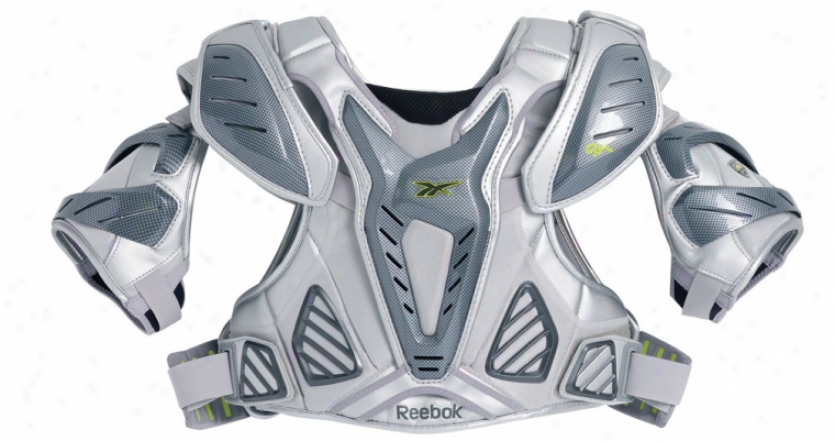 Reebok 9k Lacrosse Shoulder Pads