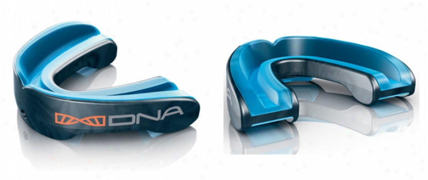 Shock Doctor Power Gel Nano Dna Mouthguard