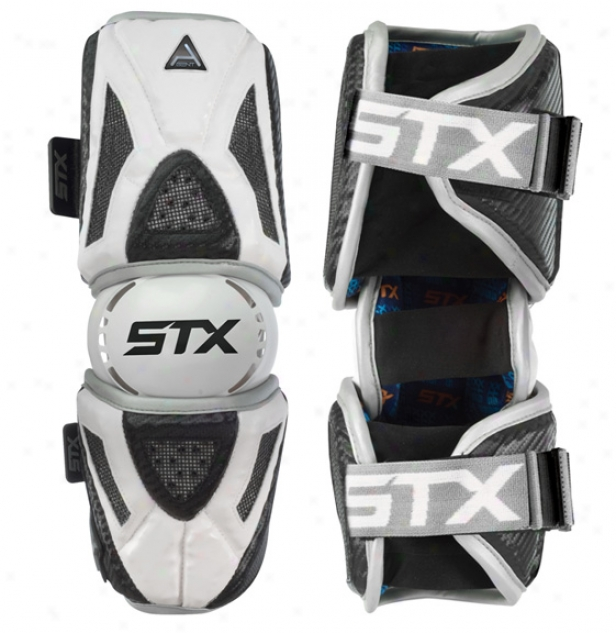 Stx Agent Barrel Lacrosse Arm Guard