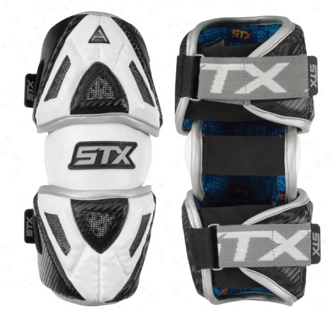 Stx Agent Barrel Lacrosse Arm Paads