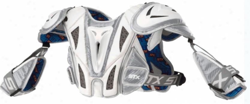 Stx Agent Lacrosse Shoulder Pads