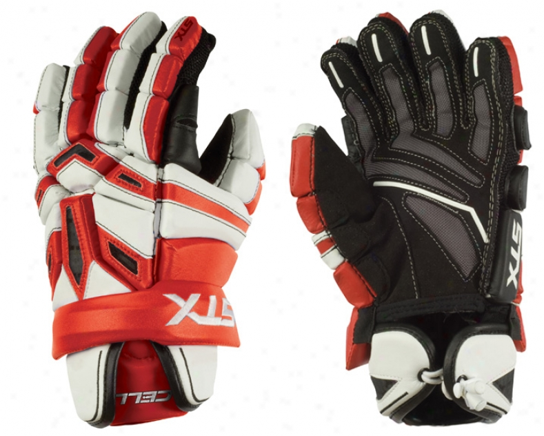 Stx Cell Lacrosse Glove