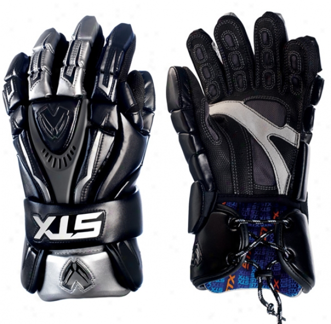 Stx Chopper Lacrosse Gloves