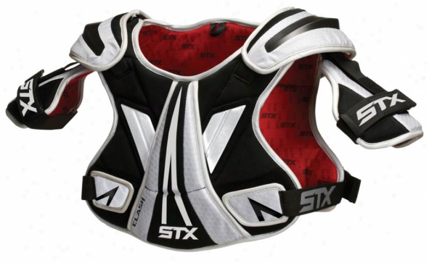Stx Clash Lacrosse Shoulder Horse