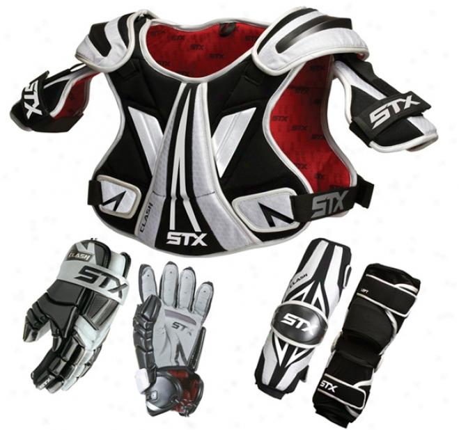 Stx Clash Lacrosse Starter Kit