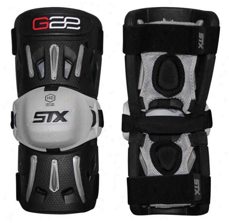 Stx G22 Lacrosse Arm Guards