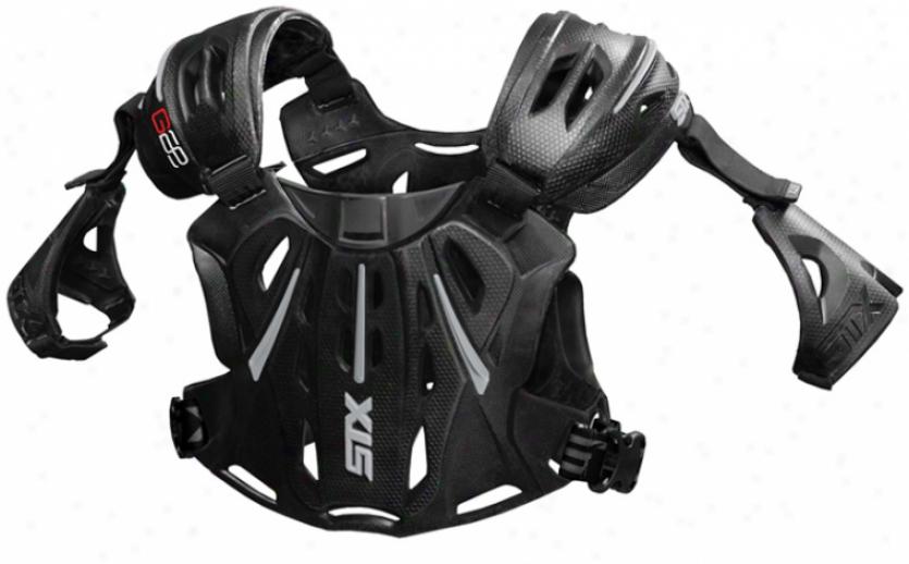Stx G22 Lacrosse Shoulder Pads