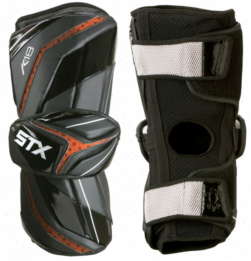 Stx K18 Lacrosse Arm Guards