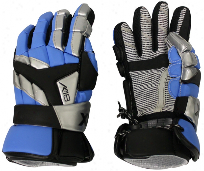 Stx K18 Lacrosse Habit  Gloves