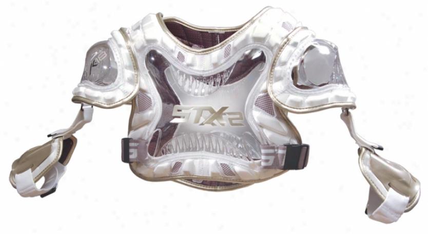 Stx K18 Lacrosse Shoulder Pads