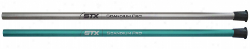 Stx Scandium Pro Defense Lacrosse Shaft