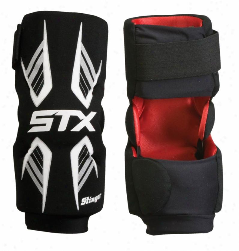 Stx Stinget Lacrosse Arm Pads